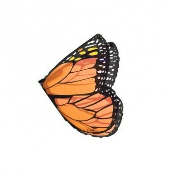 Orange Monarch - Wings