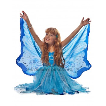 Blue Fairy Dress